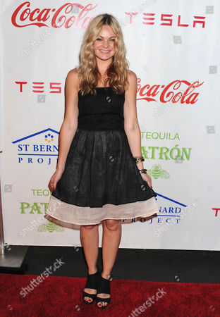 Stock Photo of Caitlin Crosby