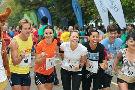Editorial image of Royal Parks Foundation Half Marathon, London, Britain - 10 Oct 2010