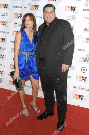 Stock Photo of Laura Schirripa and Steve Schirripa