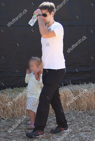Tobey Maguire and daughter Ruby Sweetheart