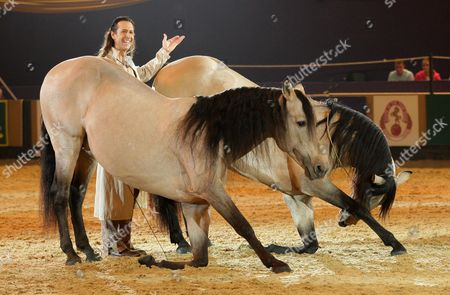 Editorial picture of Horse of the Year Show 2010, LG Arena, Birmingham, Britain - 10 Oct 2010