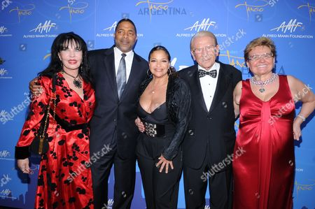 Editorial photo of 7th Annual Alfred Mann Foundation Innovation and Inspiration Gala, Santa Monica, America - 10 Oct 2010