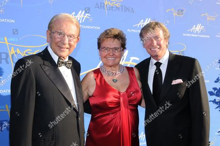 Editorial image of 7th Annual Alfred Mann Foundation Innovation and Inspiration Gala, Santa Monica, America - 10 Oct 2010