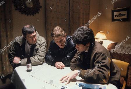 Brian Croucher, Sean Bean and David Cardy