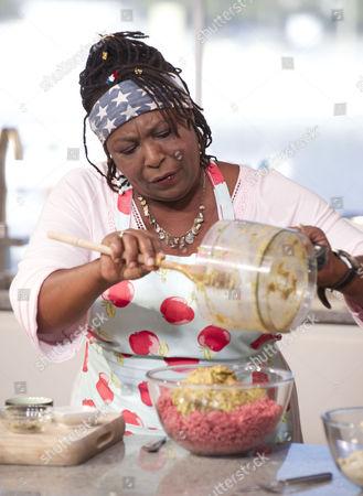 Stock Image of Mamma Cherie