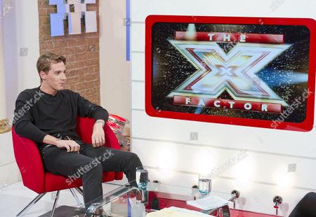 X Factor Evictee, Nicolo Festa.