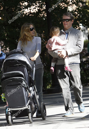 Editorial photo of Sarah Jessica Parker out and about, New York, America - 10 Oct 2010