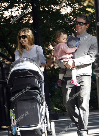 Editorial image of Sarah Jessica Parker out and about, New York, America - 10 Oct 2010