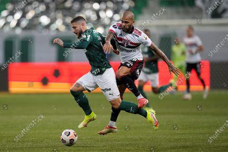 Editorial picture of Palmeiras vs. Sao Paulo FC, Quito, Ecuador - 17 Aug 2021