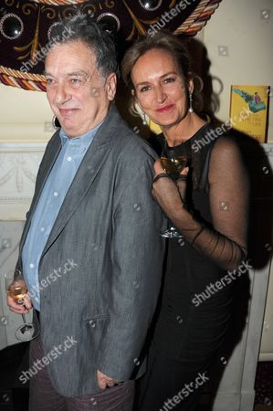 Stephen Frears and Caroline Michelle