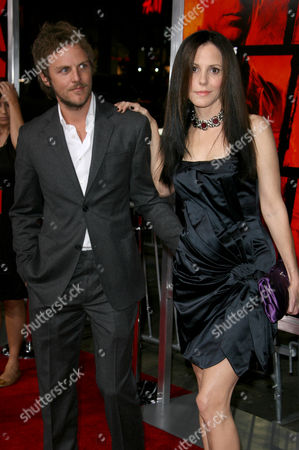 Charlie Mars and Mary Louise Parker