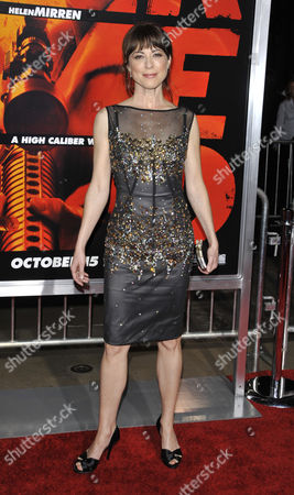 Editorial photo of Summit Entertainment presents a special film screening of 'Red', Los Angeles, America - 11 Oct 2010