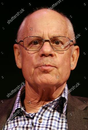 Stock Photo of Simon Hoggart