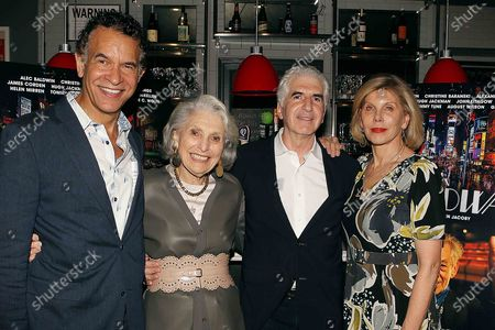Brian Stokes Mitchell ,Executive producers Pat Schoenfeld ,Oren Jacoby (Director/producer) , Christine Baranski