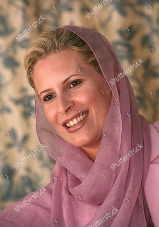 Ayesha al-Gaddafi