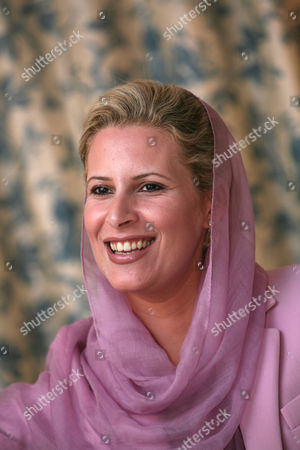 Stock Picture of Ayesha al-Gaddafi