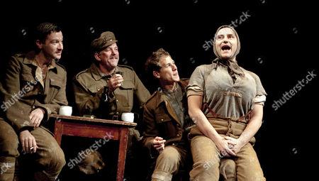 Billy Carter (Private Brennan), James Staddon (Private Douglas), Gregg Lowe (Private Tipper), Lee Ross (Jack Firebrace)