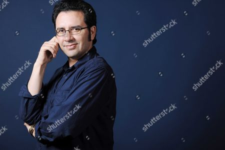 Stock Photo of Richard Van Camp