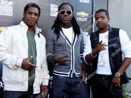 DJ Nasty, Ace Hood and LBM