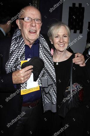 Richard Wilson and Liz Crowther