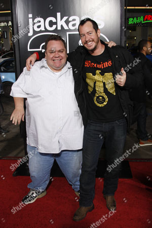 Editorial photo of Paramount Pictures 'Jackass 3D' Film Premiere, Los Angeles, America - 13 Oct 2010
