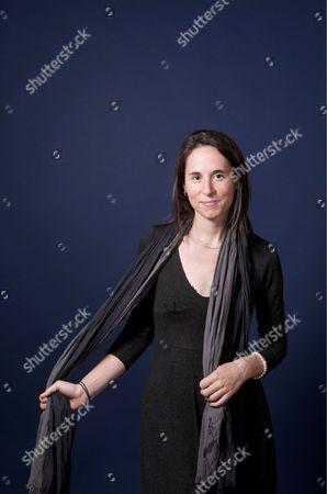 Stock Image of Nadine Bismuth