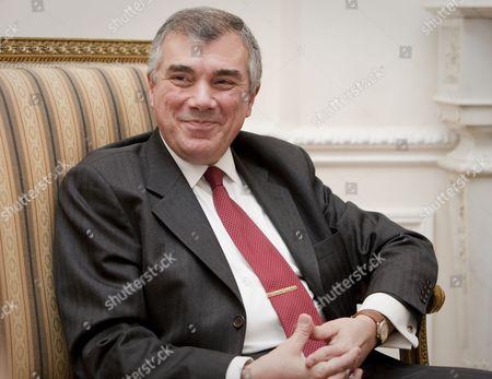 Ambassador of the Republic of Turkey, Unal Cevikoz
