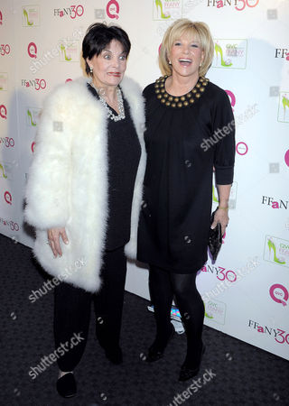 Linda Dano and Joan London