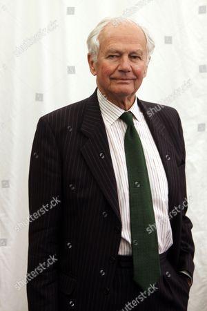 Stock Photo of Philip Ziegler