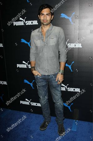 Editorial photo of Puma Social Club Launch Party, Los Angeles, America - 13 Oct 2010