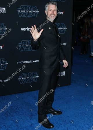 Actor Matthew Wood arrives at the World Premiere Of Disney's 'Star Wars: The Rise Of Skywalker' held at the El Capitan Theatre on December 16, 2019 in Hollywood, Los Angeles, California, United States.