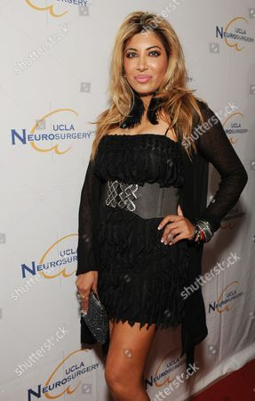 Editorial photo of The UCLA Neurosurgery's Visionary Ball, Hilton Hotel, Los Angeles, America - 14 Oct 2010