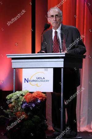 Editorial photo of The UCLA Neurosurgery's Visionary Ball, Hilton Hotel, Los Angeles, America - 14 Oct 2010