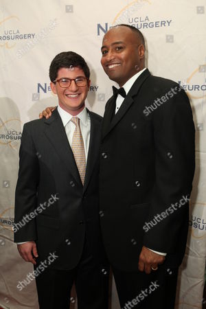 Editorial image of The UCLA Neurosurgery's Visionary Ball, Hilton Hotel, Los Angeles, America - 14 Oct 2010