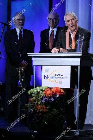 Herb Alpert, Jerry Moss and Burt Bacharach