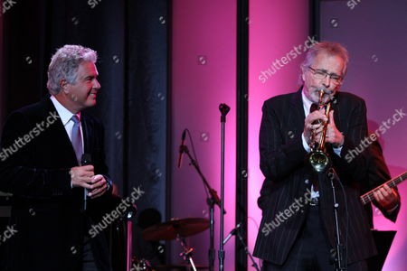Steve Tyrell and Herb Alpert