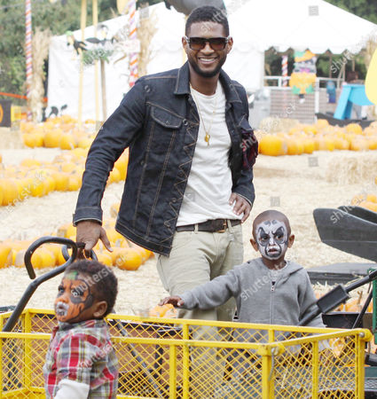 Usher, Naviyd Ely Raymond and Usher Raymond V