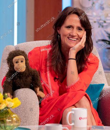 Editorial image of 'Lorraine' TV show, London, UK - 18 Aug 2021