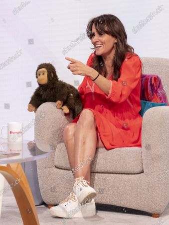 Editorial picture of 'Lorraine' TV show, London, UK - 18 Aug 2021