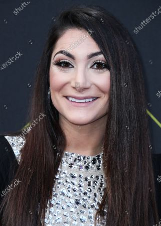 Editorial photo of 2019 E! People's Choice Awards, Santa Monica, United States - 10 Nov 2019