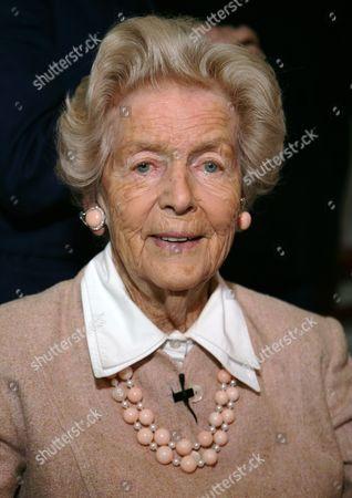 Deborah Cavendish Duchess of Devonshire