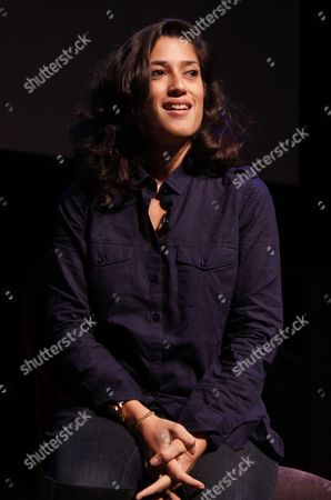 Fatima Bhutto, niece of Benazir Bhutto