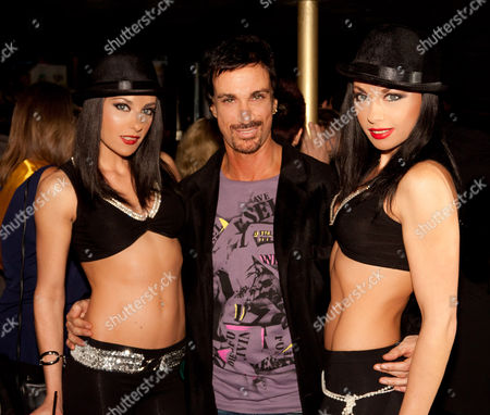 Stuart Phillips and The Cheeky Girls