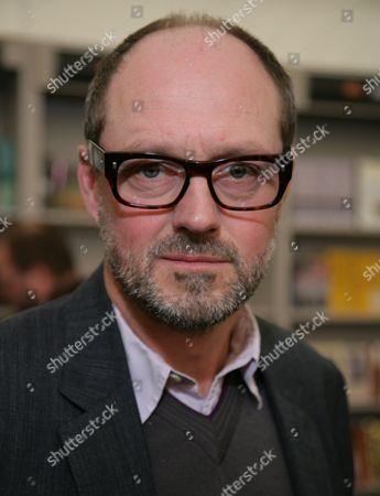 Editorial image of The Times Cheltenham Literature Festival, Cheltenham, Britain - 17 Oct 2010