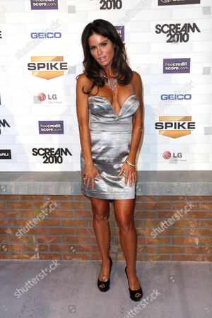 Editorial image of Spike TV Scream 2010 Awards, The Greek Theater, Los Angeles, America - 16 Oct 2010