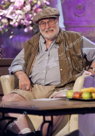 Editorial image of 'The Alan Titchmarsh Show' TV Programme, London, Britain. - 15 Oct 2010