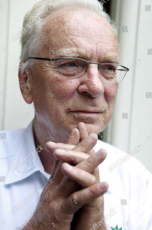 Editorial picture of Frans van der Hoff, Breda, near Rotterdam, Netherlands - 04 Oct 2010