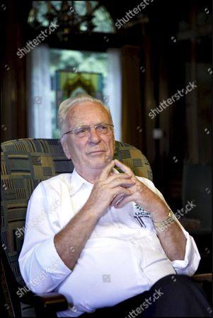 Editorial photo of Frans van der Hoff, Breda, near Rotterdam, Netherlands - 04 Oct 2010