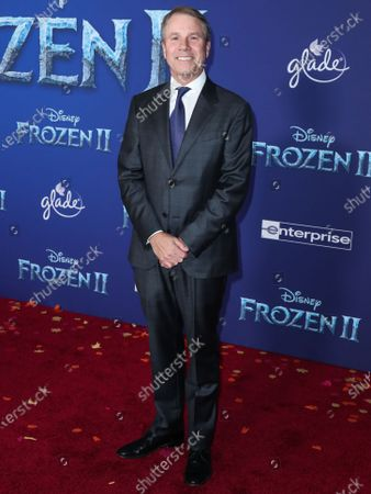 Editorial picture of World Premiere Of Disney's 'Frozen 2', Hollywood, USA - 07 Nov 2019