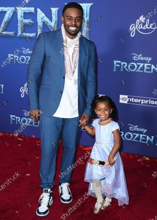 Editorial photo of World Premiere Of Disney's 'Frozen 2', Hollywood, USA - 07 Nov 2019